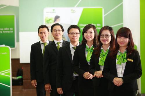 Vietcombank nâng cao chất lượng phục vụ từ công tác đào tạo nhân lực