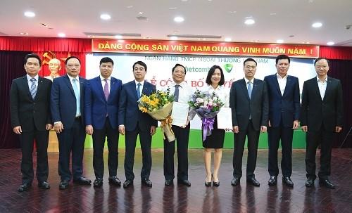 Thành lập Trường Đào tạo và Phát triển nguồn nhân lực Vietcombank
