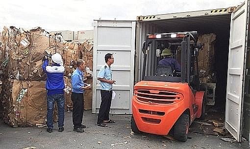 Cục Hải quan tỉnh Bình Dương gỡ khó cho doanh nghiệp nhập khẩu phế liệu