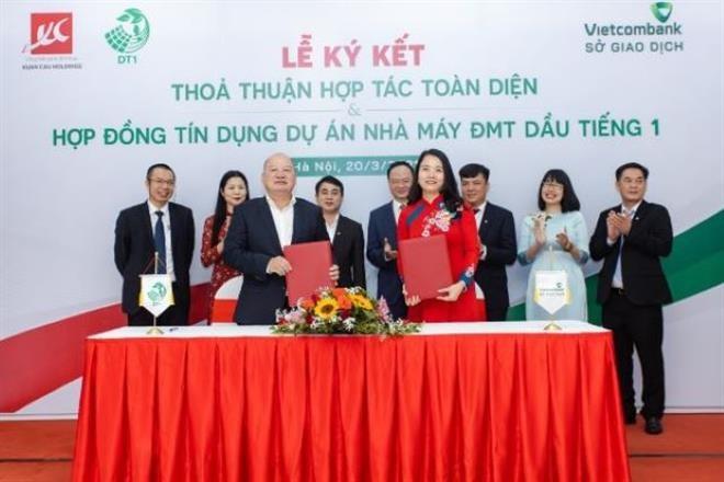Vietcombank ký hợp tác toàn diện cùng Xuân Cầu Holdings