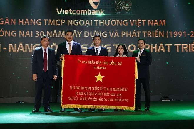 Vietcombank Đồng Nai kỷ niệm 30 năm thành lập và tổ chức Hội nghị khách hàng