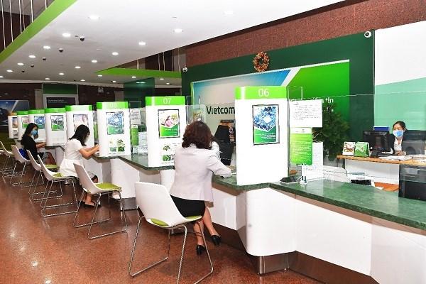 Vietcombank triển khai nhiều giải pháp phục vụ, hỗ trợ khách hàng