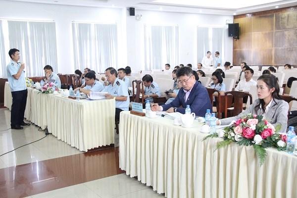 Hải quan Bình Dương đối thoại với các doanh nghiệp Hàn Quốc