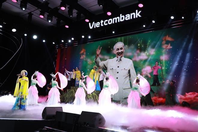 Vietcombank dưới ánh sáng tư tưởng Hồ Chí Minh