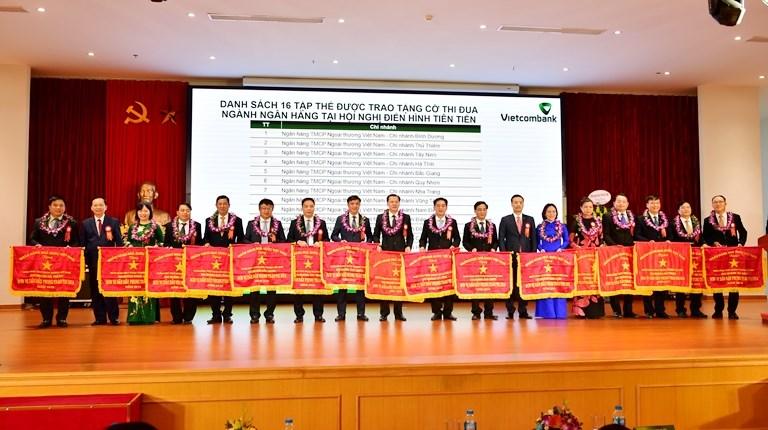 Hội nghị Điển hình tiên tiến Vietcombank lần thứ V