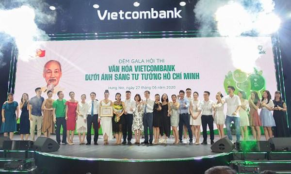 """""""Văn hoá Vietcombank dưới ánh sáng tư tưởng Hồ Chí Minh"""""""