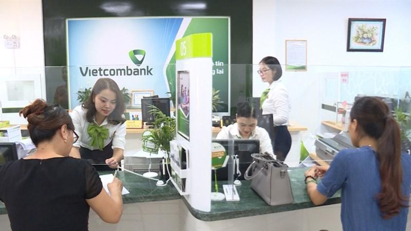 Vietcombank Thái Bình khai trương trụ sở mới Phòng giao dịch Quang Trung