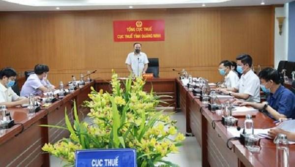 7 tháng, Cục Thuế Quảng Ninh thu ngân sách đạt 21.558 tỷ đồng