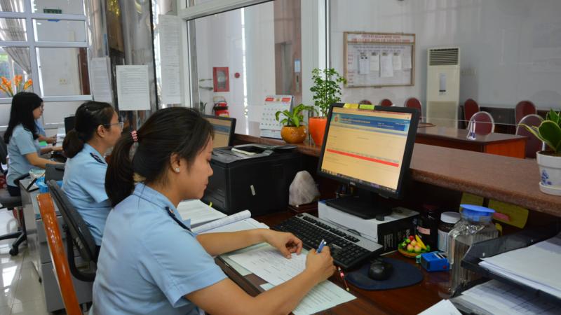 Hải quan Bình Định hoàn thành nhiệm vụ thu ngân sách năm 2021