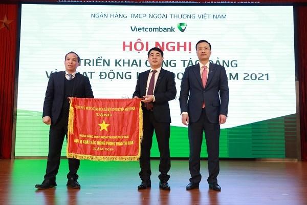 Tự hào truyền thống Vietcombank