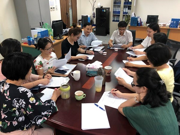 DATC bồi dưỡng cán bộ nhân sự về Bộ luật lao động