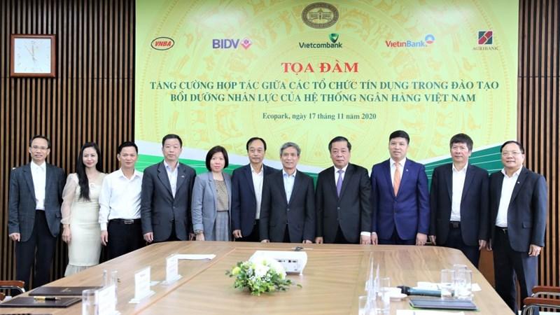 Hợp tác đào tạo, bồi dưỡng nhân lực của hệ thống ngân hàng Việt Nam
