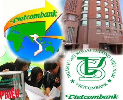 Vietcombank mở rộng dịch vụ tài chính, chứng khoán qua Internet Banking