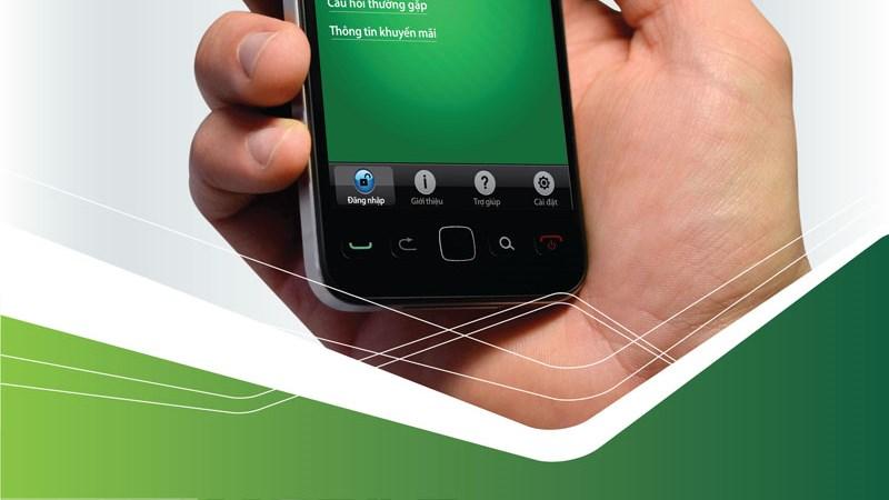 Vietcombank mở rộng phạm vi đăng ký VCB-Mobile B@nking
