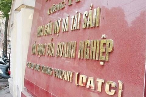 DATC bán cổ phần và nợ tại Công ty Cổ phần Tàu cuốc và Xây dựng