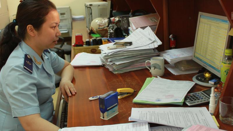 552 doanh nghiệp đăng ký chữ ký số tại Hải quan Quảng Ninh
