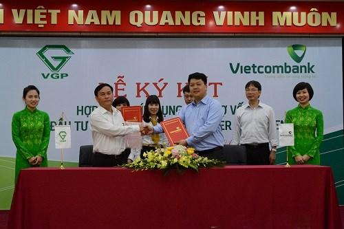 Vietcombank tài trợ 700 tỷ cho Dự án đầu tư xây dựng cảng Container Vip Greenport