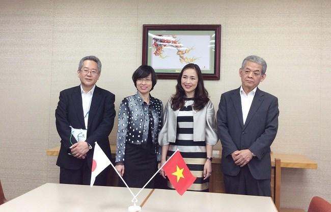 Vietcombank tham dự Hội thảo do JBIC tổ chức tại Nhật Bản