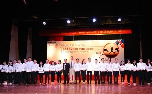 ICAEW và Deloitte Việt Nam: Thiết lập sân chơi đẳng cấp cho sinh viên
