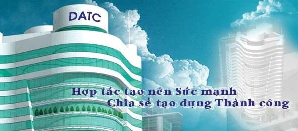 DATC bán cổ phần và nợ tại Công ty Xây dựng số 8 Thăng Long