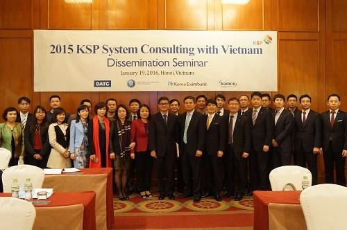 DATC đẩy mạnh hợp tác quốc tế, nâng cao vị thế