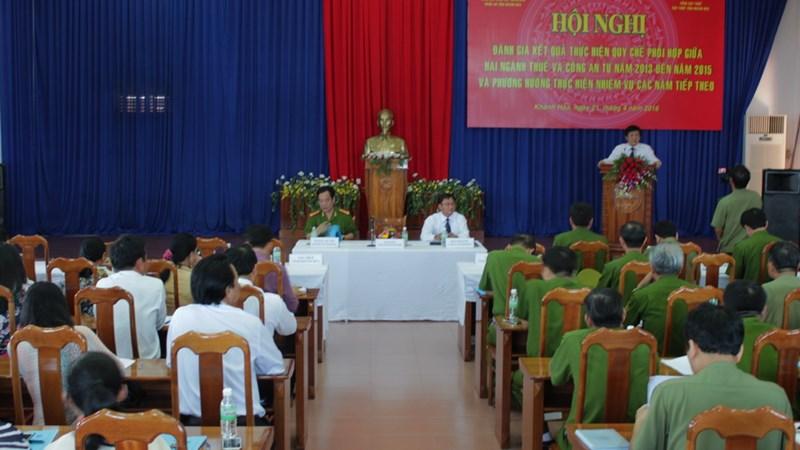 Cục thuế và Công an Khánh Hòa: Tăng cường phối hợp xử lý vi phạm pháp luật thuế