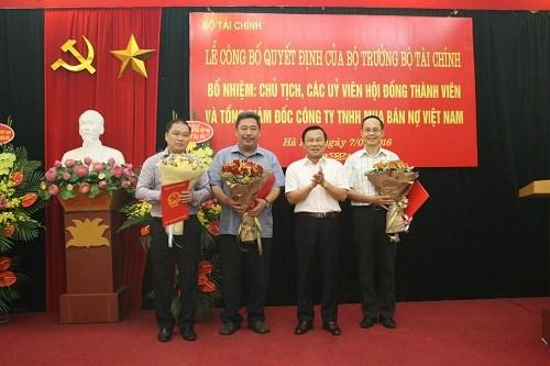 Lễ công bố quyết định bổ nhiệm Lãnh đạo cấp cao của DATC