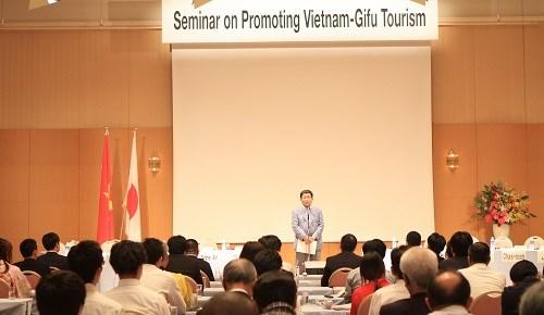 BIDV cùng Gifu: Kết nối và thúc đẩy du lịch Việt Nam