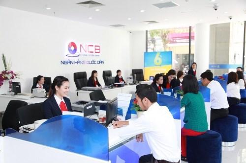 NCB được thành lập 04 chi nhánh và 02 phòng giao dịch