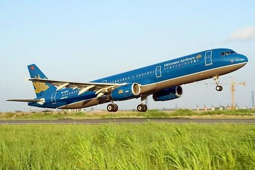 Vietnam Airlines ngừng 10 chuyến bay do bão số 3