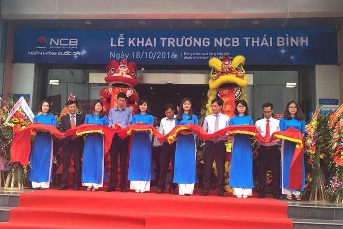 NCB khai trương chi nhánh Thái Bình