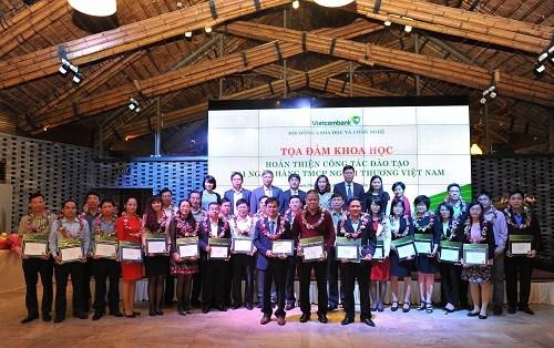 Hoàn thiện công tác đào tạo tại Vietcombank