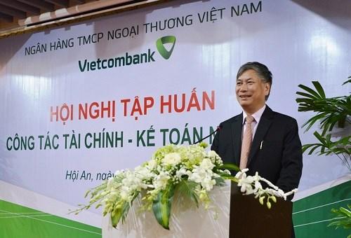 Vietcombank: Hội nghị tập huấn công tác tài chính - kế toán năm 2016