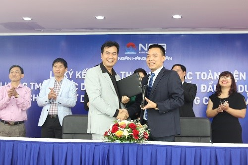 NCB tài trợ độc quyền Dự án 317 Trường Trinh