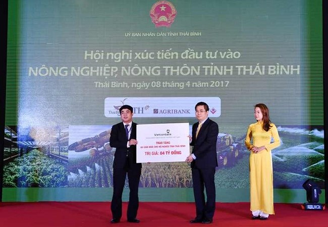 Vietcombank tiếp tục cấp vốn phát triển nông nghiệp, nông thôn