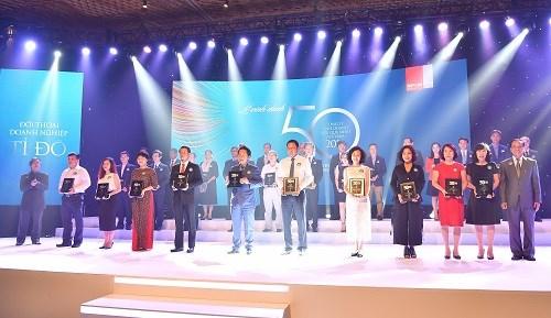 Vietcombank - Công ty Kinh doanh hiệu quả nhất Việt Nam năm 2016
