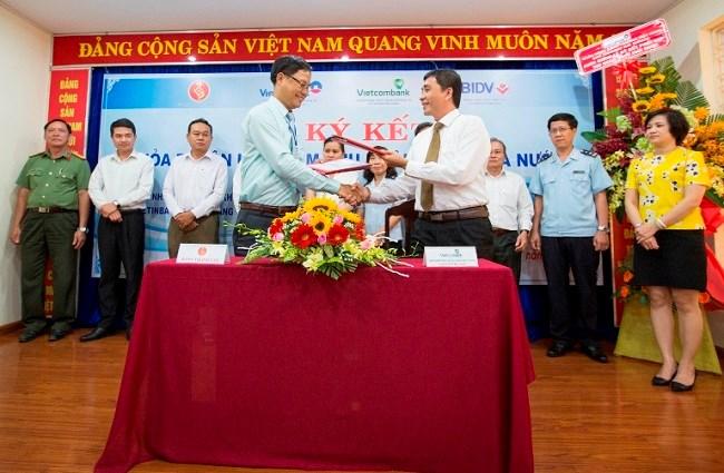 Vietcombank phối hợp thu ngân sách trên địa bàn TP. Đà Nẵng