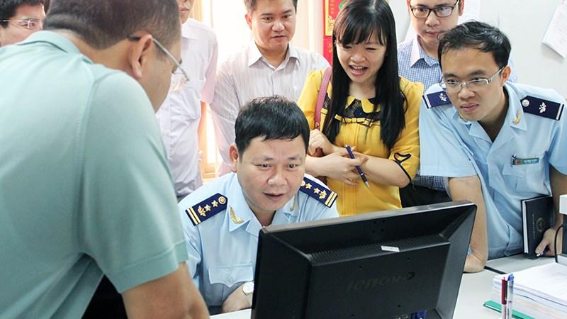 Hải quan Quảng Ninh thu ngân sách đạt 103,99% dự toán