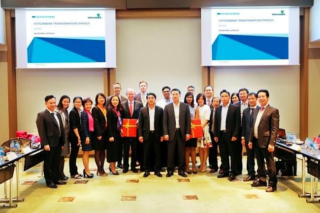 Vietcombank chuyển đổi mạnh mẽ, khẳng định thành công