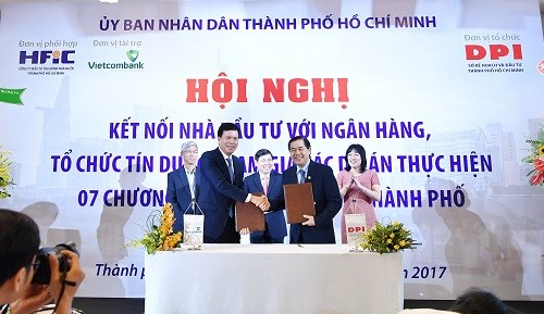 Vietcombank hợp tác toàn diện với Sở Kế hoạch và Đầu tư TP.Hồ Chí Minh