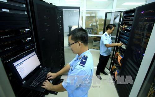 Tổng cục Hải quan đứng đầu ICT Index ngành Tài chính 2017