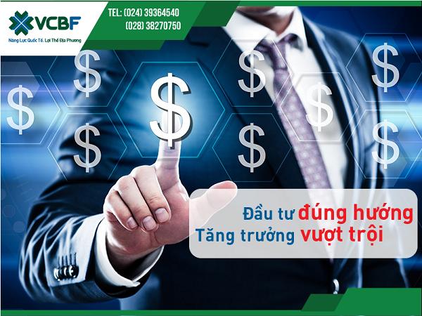Năm 2017: VCBF tiếp tục duy trì tỷ suất lợi nhuận cao