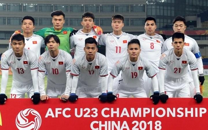 Hưng Thịnh Corp tài trợ 6+2 tỷ đồng cho U23 Việt Nam và VFF