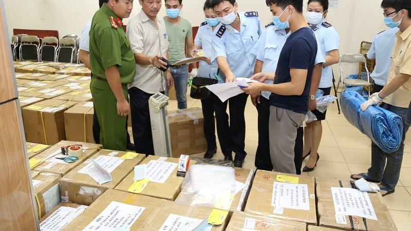 Năm 2017: Ban chỉ đạo 389 quốc gia phát hiện, xử lý gần 226.000 vụ vi phạm