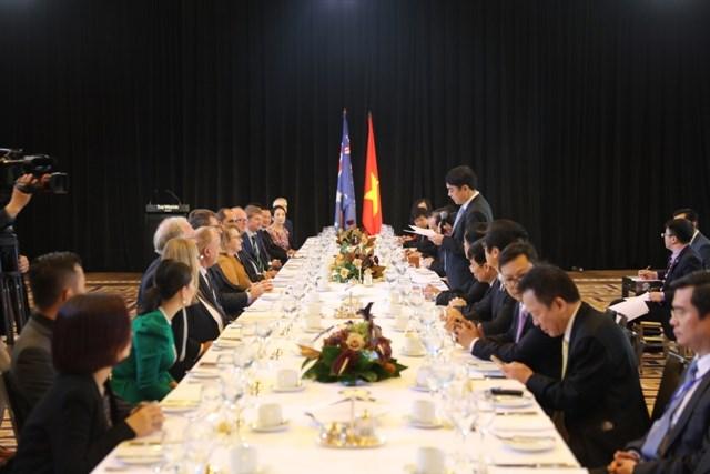 Vietcombank tham dự Diễn đàn doanh nghiệp Việt Nam – Australia