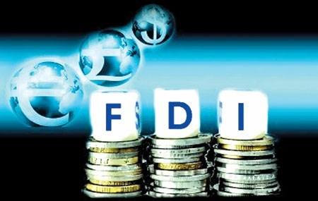 Thêm 11,8 tỷ USD vốn FDI đăng ký cấp mới  trong 6 tháng