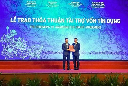 Vietcombank thỏa thuận thu xếp 27,1 nghìn tỷ đồng cho dự án của EVN