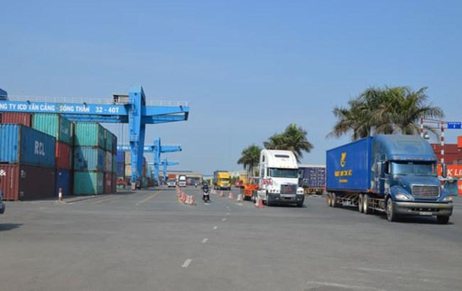 Sẵn sàng kết nối hệ thống quản lý hải quan tự động đối với cảng, kho, bãi