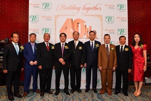 Công ty Tài chính Việt Nam tại Hồng Kông kỷ niệm 40 năm thành lập