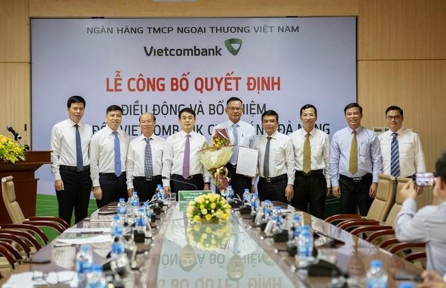Vietcombank Đà Nẵng có giám đốc mới